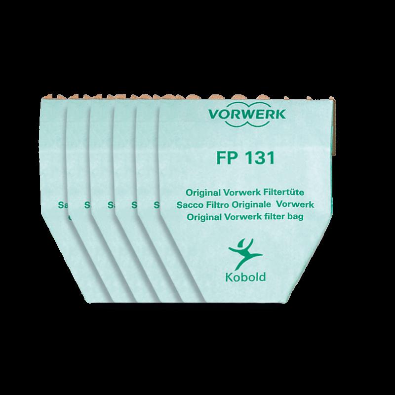 Filtertüten Premium VK130/VK131