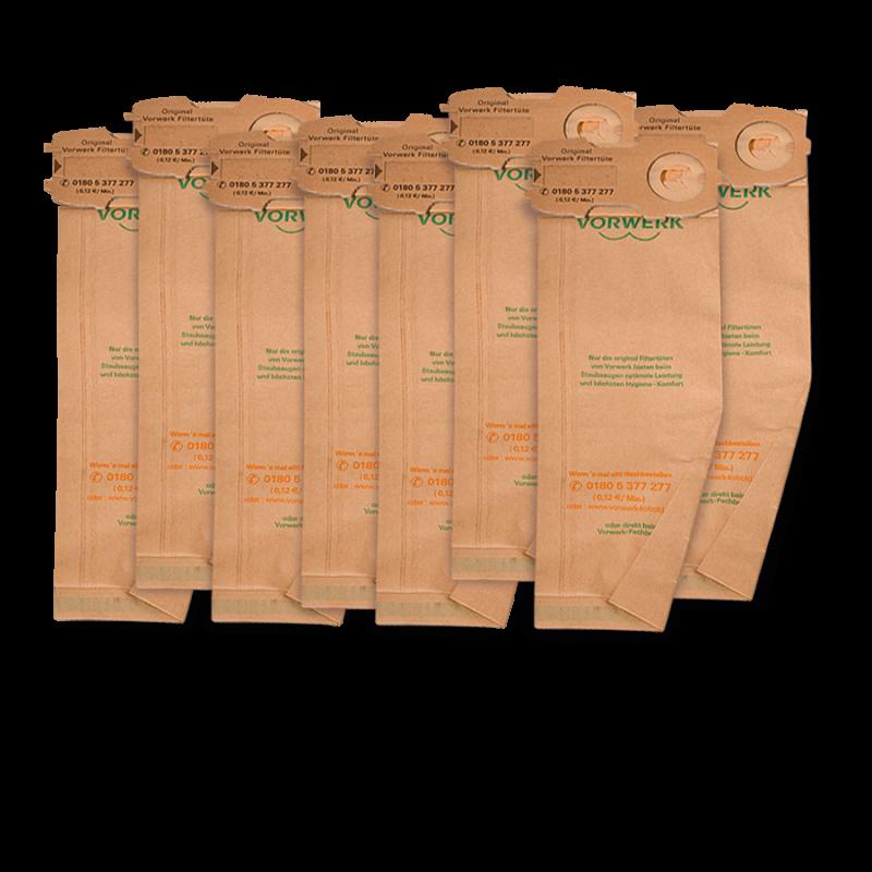 Filtertüten Premium VK118-122 (8 Stück)