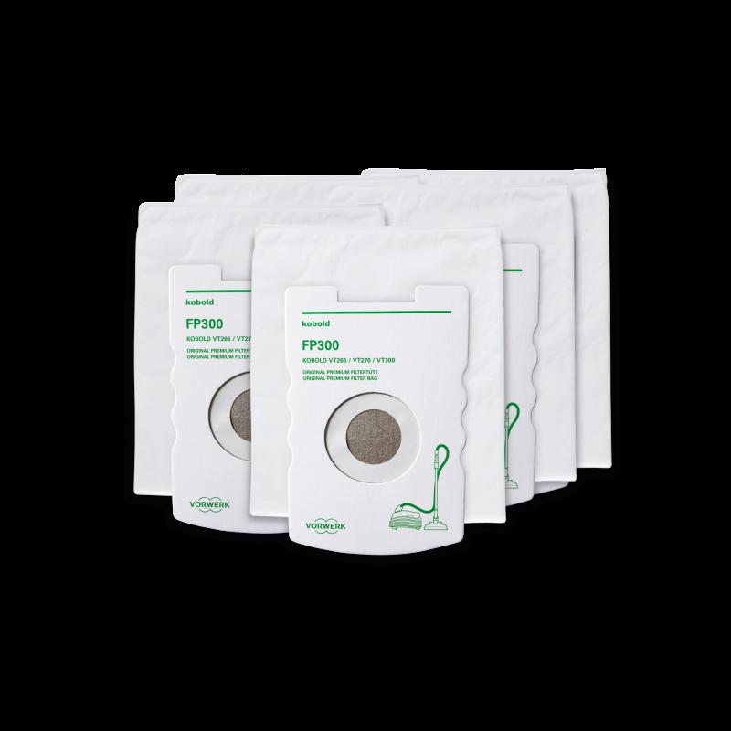 Sacchetti filtro Premium VT265/VT270/VT300 (5 pezzi)