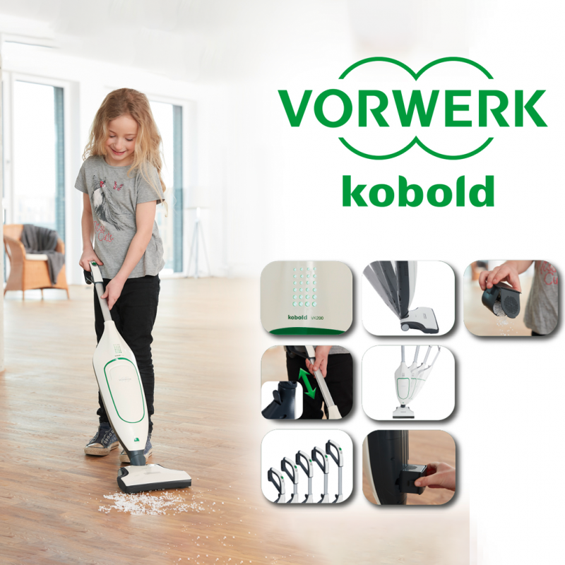 Staubsauger Kobold  für Kinder (VK200)
