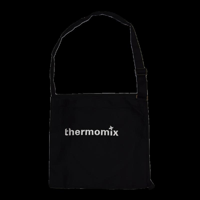 Thermomix ® Kochschürze schwarz