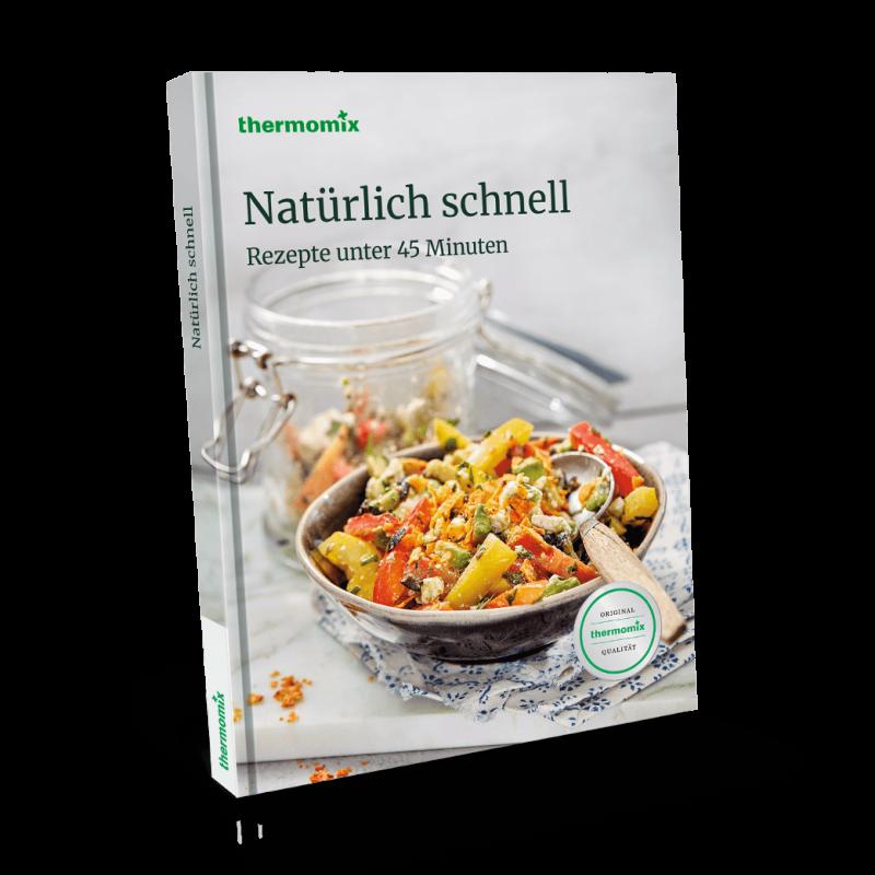 """Kochbuch """"Natürlich schnell"""""""