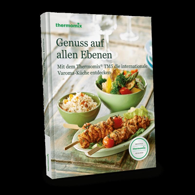 Kochbuch «Genuss auf allen Ebenen TM5»