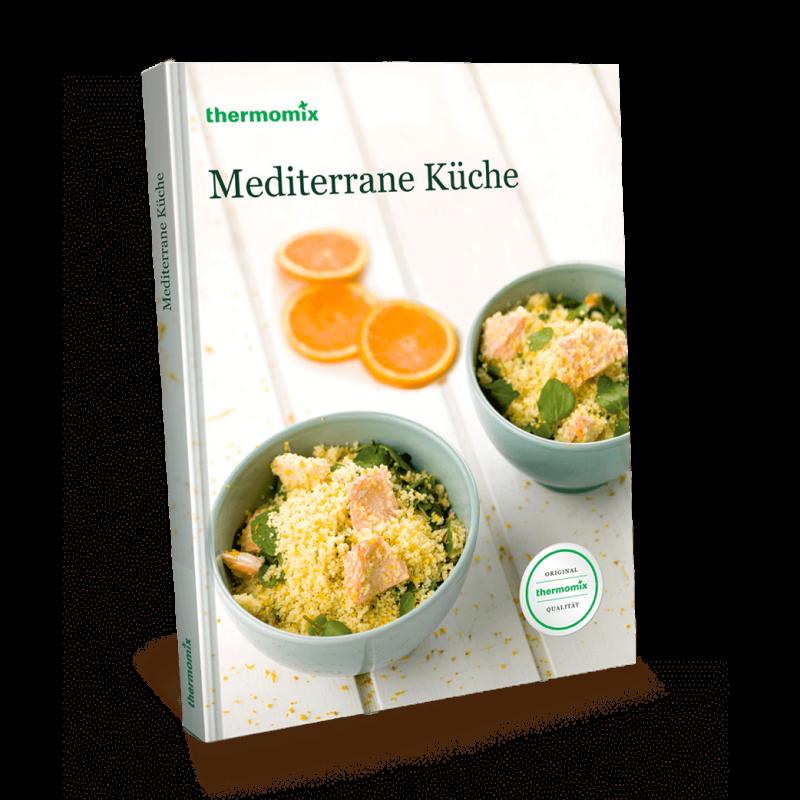 """Kochbuch """"Mediterrane Küche TM5"""""""