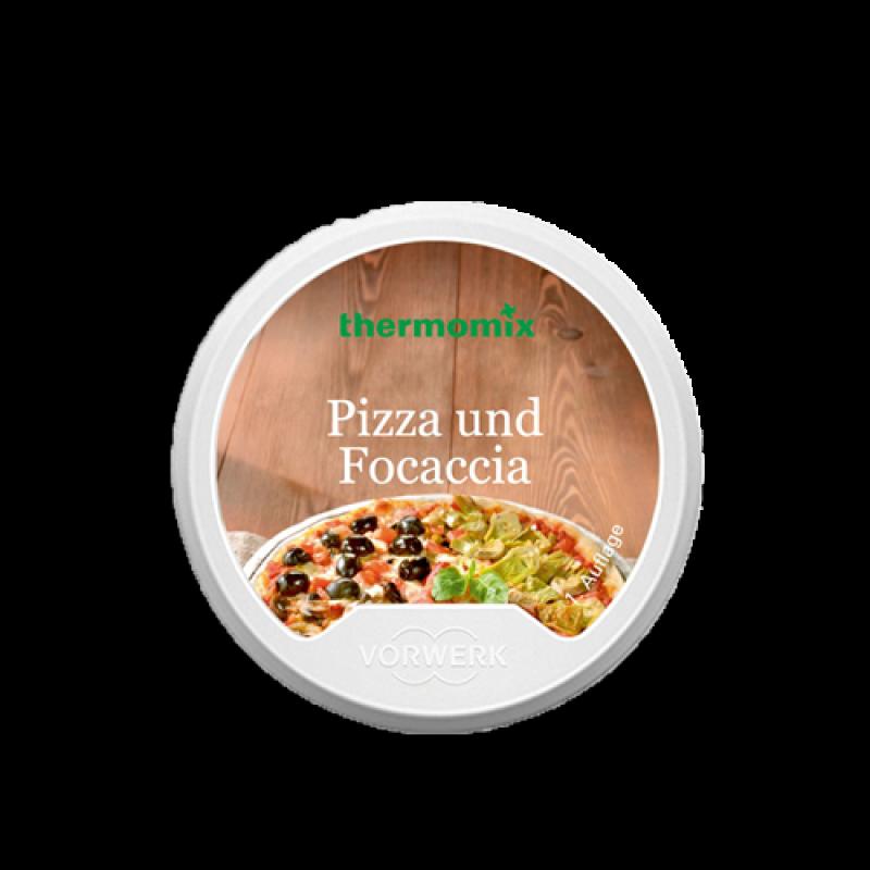 """Rezept-Chip """"Pizza und Focaccia"""""""