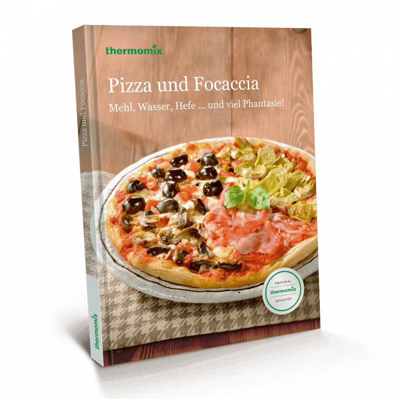 """Kochbuch """"Pizza und Focaccia"""""""