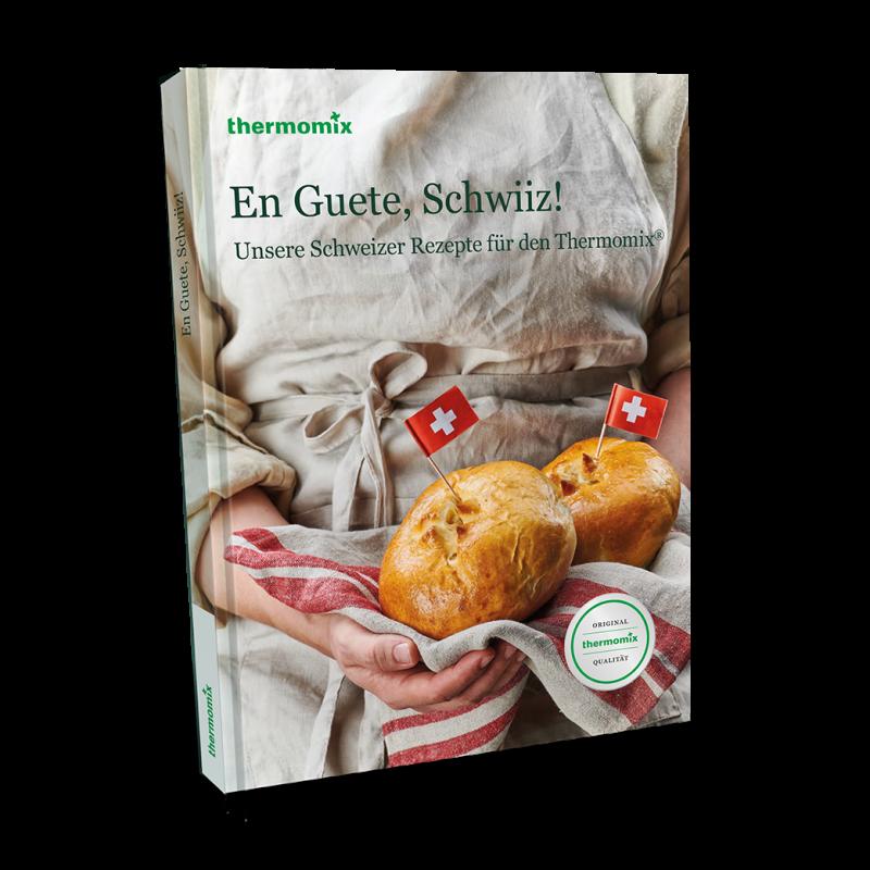 """Kochbuch """"En Guete, Schwiiz!"""""""