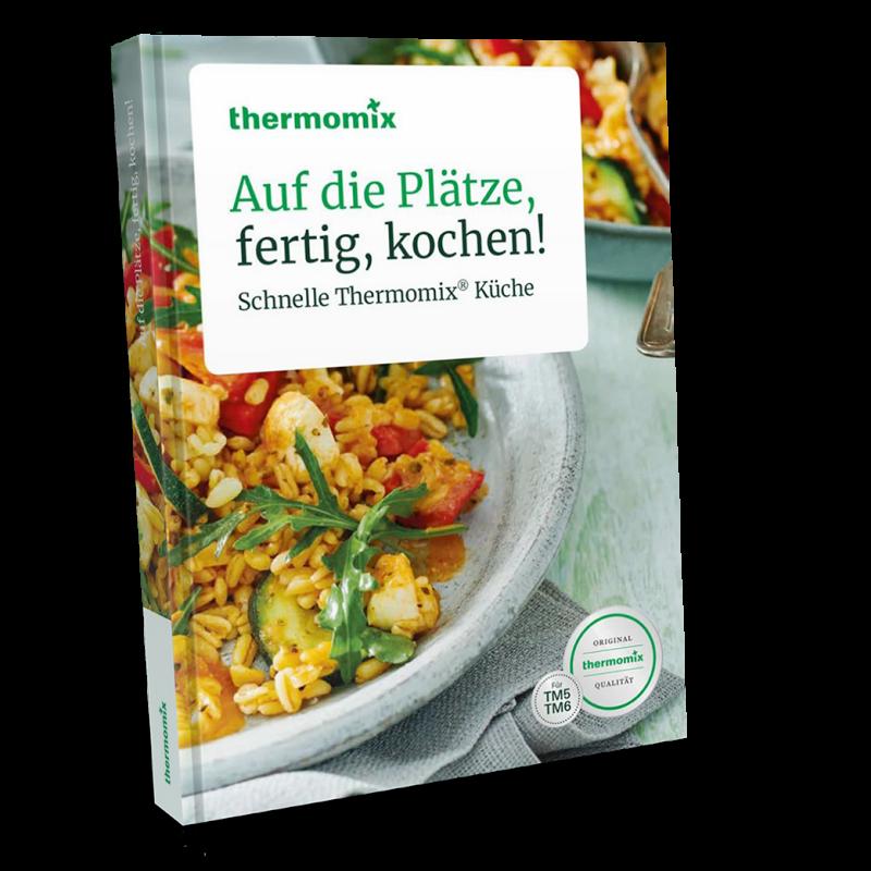 "Kochbuch ""Auf die Plätze, fertig, kochen"""