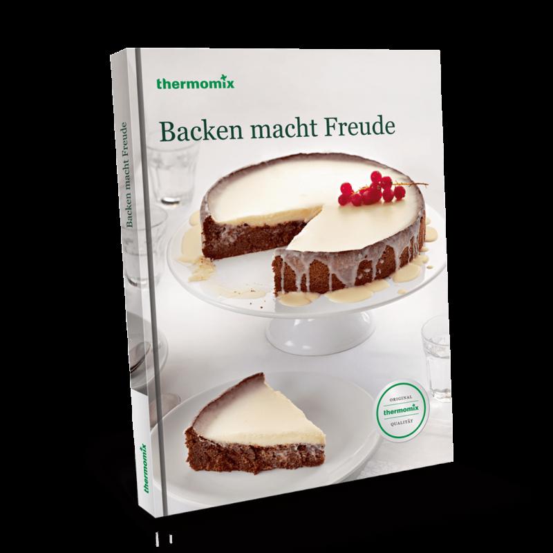 """Kochbuch """"Backen macht Freude TM5"""""""