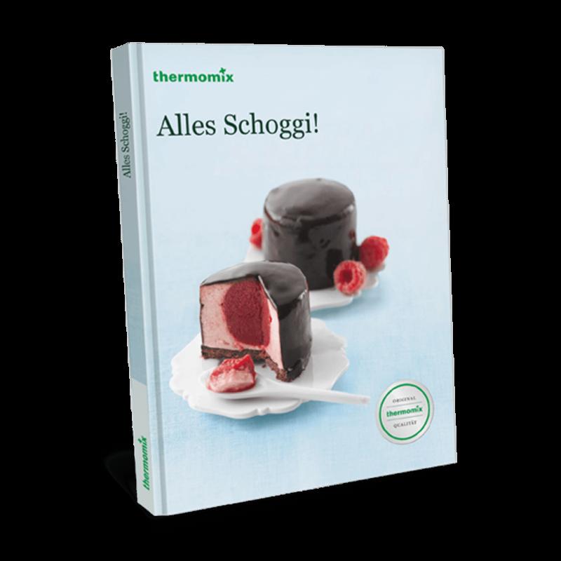 "Kochbuch ""Alles Schoggi TM5"""