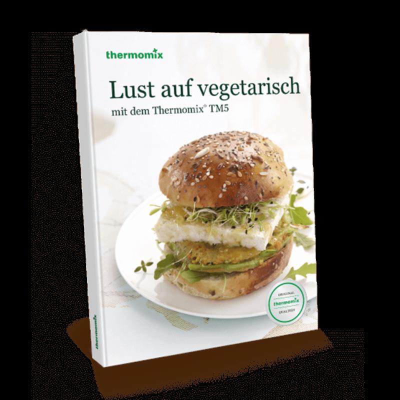 """Kochbuch """"Lust auf Vegetarisch TM5"""""""