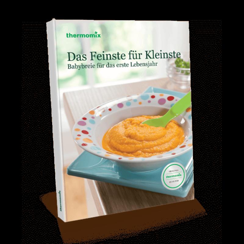 """Kochbuch """"Das Feinste für Kleinste TM5"""""""