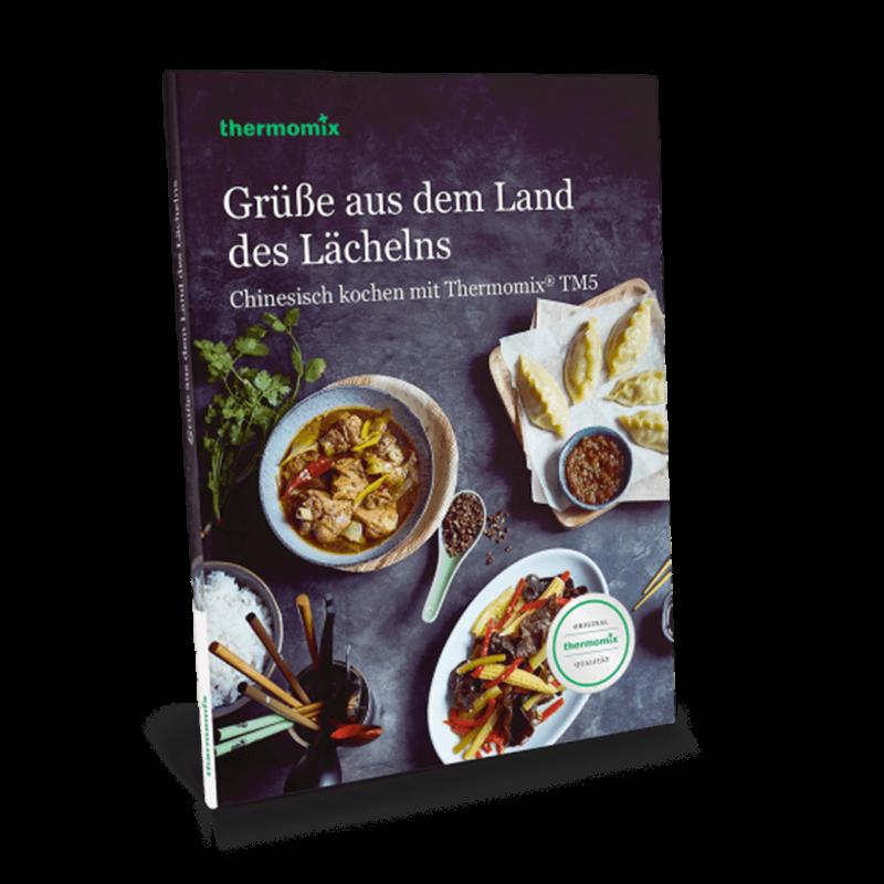 Kochbuch «Grüsse aus dem Land des Lächelns TM5»
