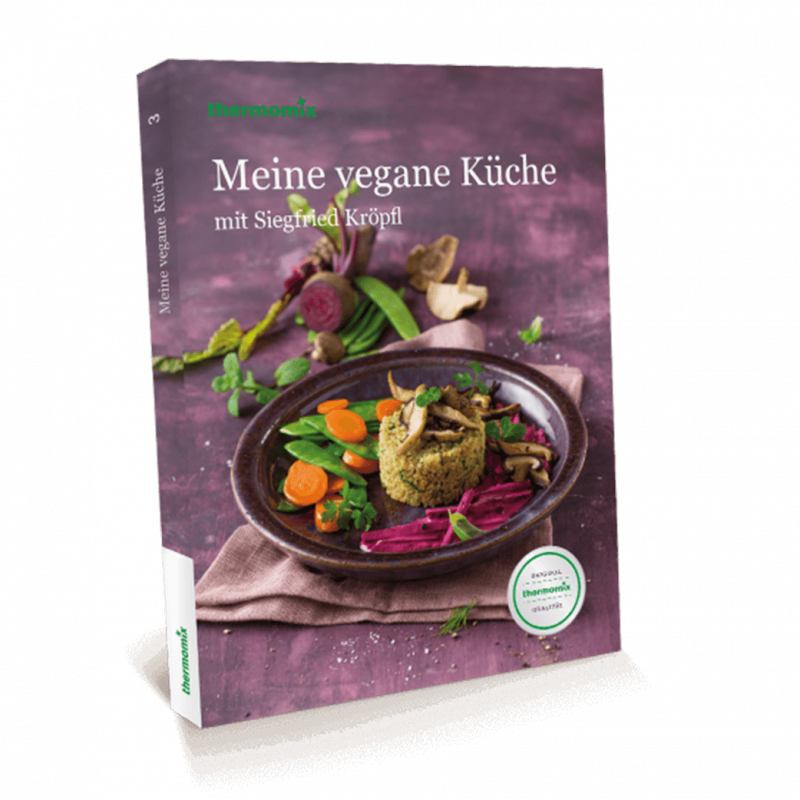 """Kochbuch """"Meine vegane Küche TM5"""""""