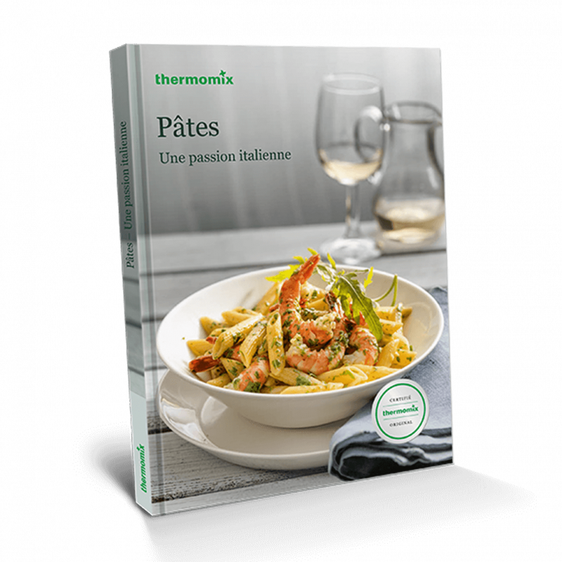 """Livre """"Pâtes – Une passion italienne TM5"""""""