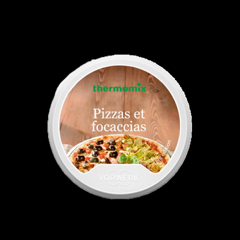"""Puce """"Pizzas et focaccias"""""""