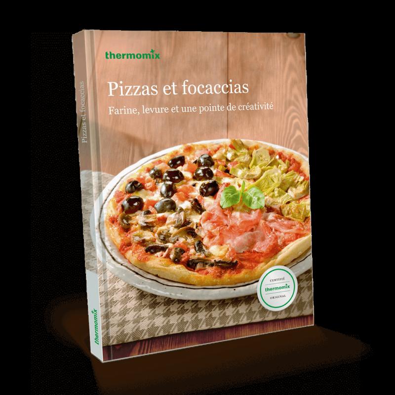 "Livre ""Pizzas et focaccias"""