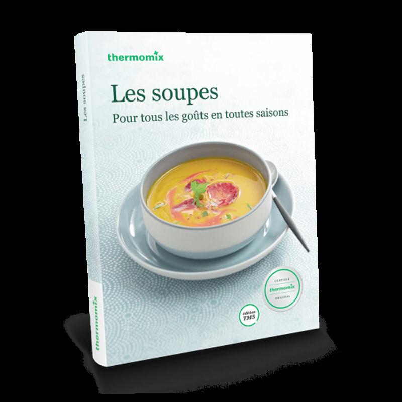 """Livre """"Les Soupes TM5"""""""