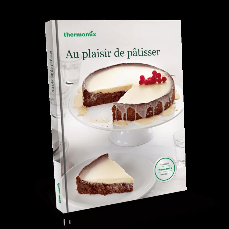 """Livre """"Au plaisir de pâtisser TM5"""""""