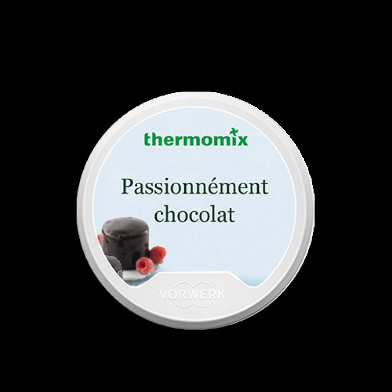 """Puce """"Passionnément chocolat TM5"""""""