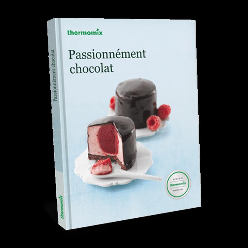 """Livre """"Passionnément chocolat TM5"""""""