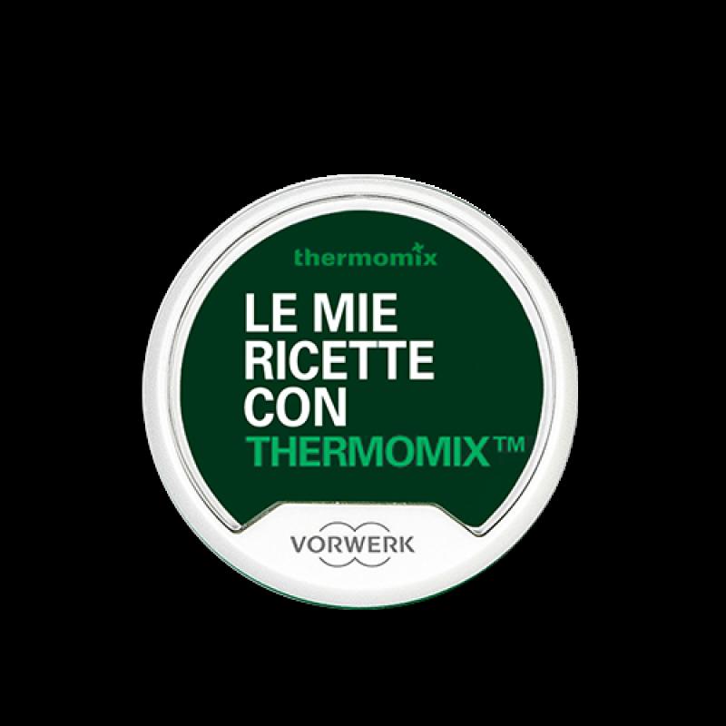 """Stick """"Le mie ricette con Thermomix ® TM5"""""""