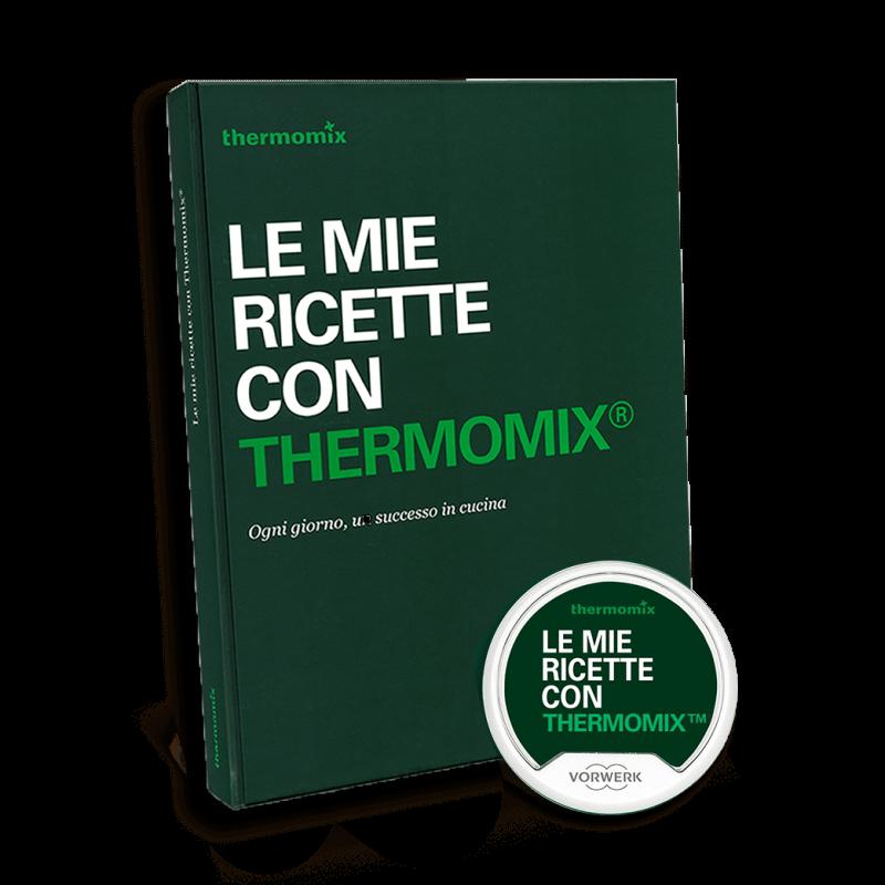 """Set """"Le mie ricette con Thermomix ® TM5"""""""