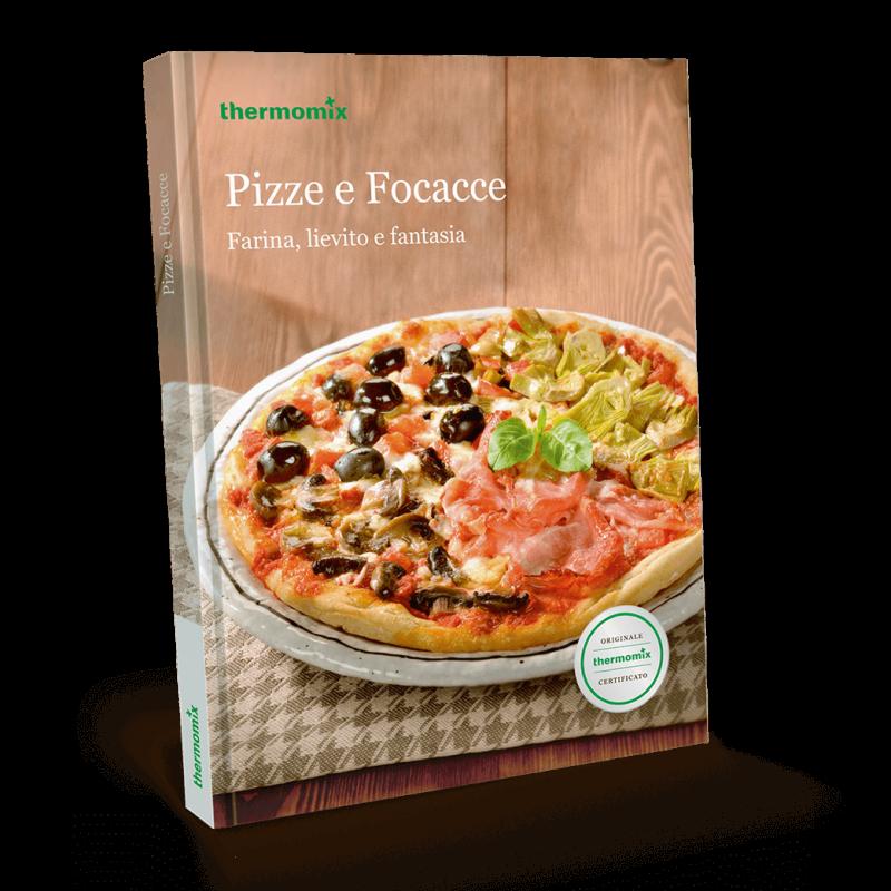 """Libro """"Pizze e Focacce"""""""