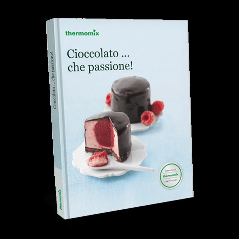 """Libro """"Cioccolato che passione TM5"""""""