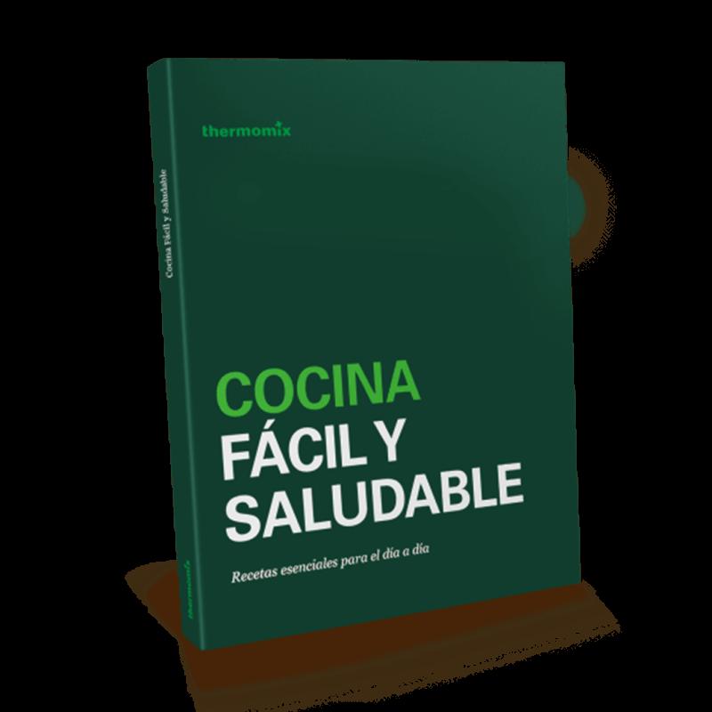 """Libro """"Cocina facil y saludable TM5"""""""