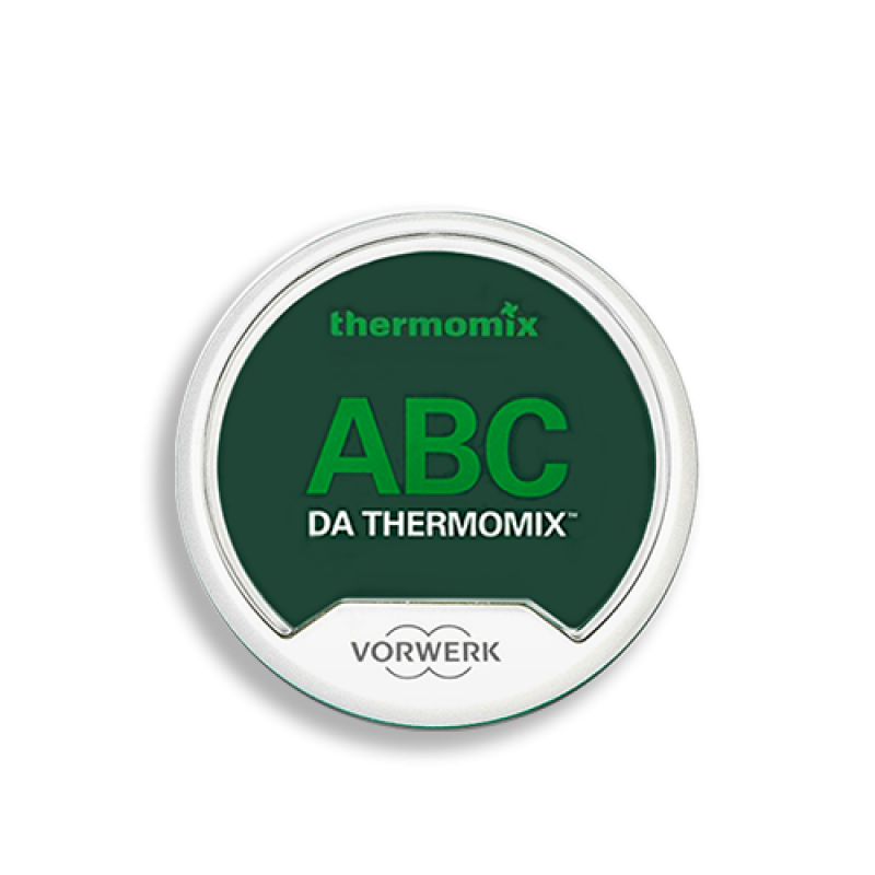 "Stick ""ABC da Thermomix TM5"""